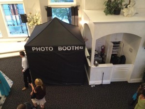 Tent Photo Booth
