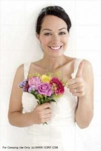 bridal show bride