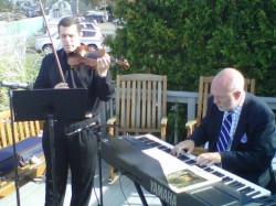 live music duo