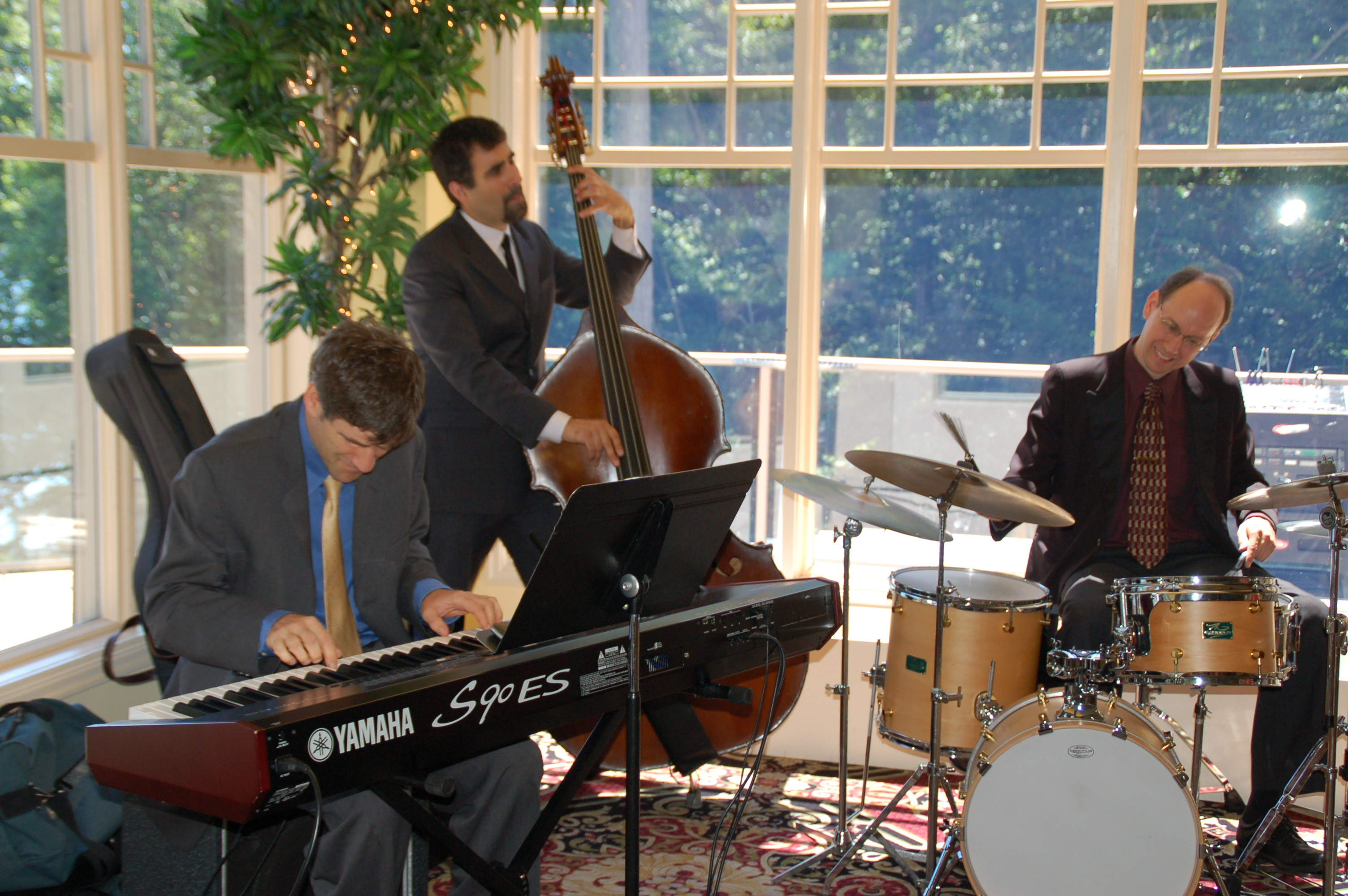 Jazz Trio A BIG Hit For Cocktail Hour