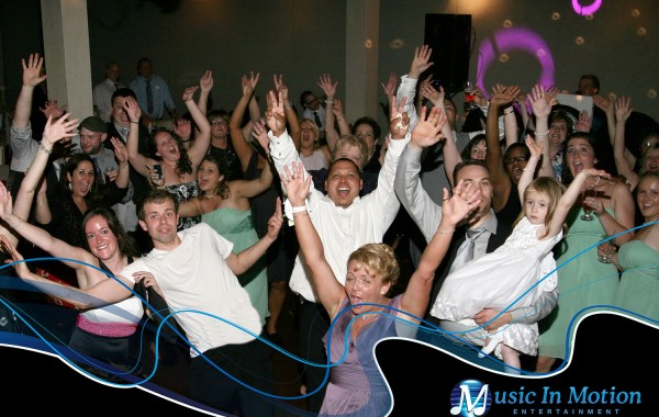 RI Wedding Disc Jockey