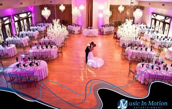 Massachusetts Wedding Lighting