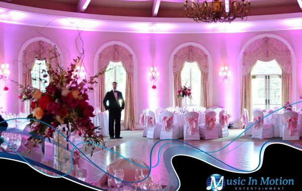 RI Wedding Lighting